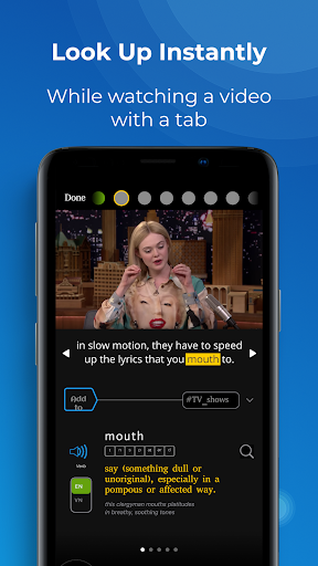 eJOY Learn English with Videos and Games android2mod screenshots 4