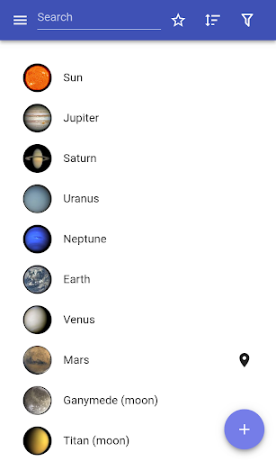 Solar system 80.80.20 screenshots 1