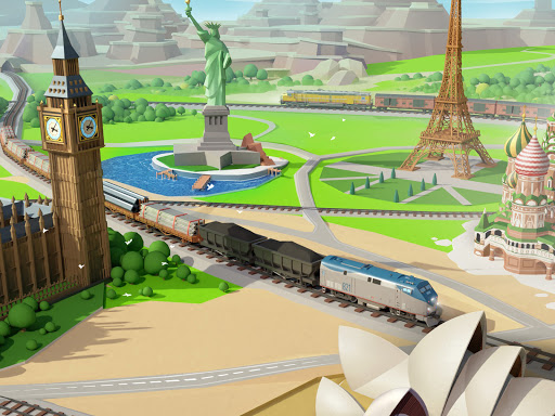 Train Station 2: Rail Strategy & Transport Tycoon 1.30.0 screenshots 12