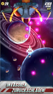 Galaga Wars Screenshot