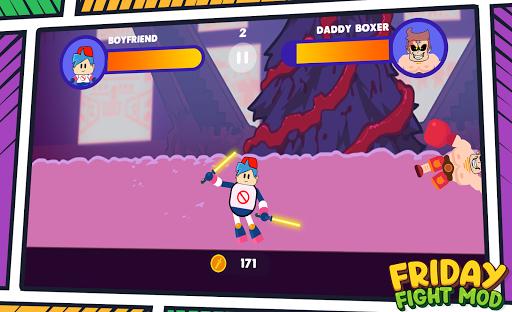 Friday Fight Mode FNF  screenshots 3