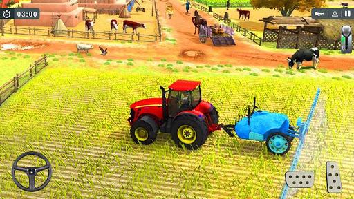 Real Tractor Job Simulator 1892 - village  screenshots 6