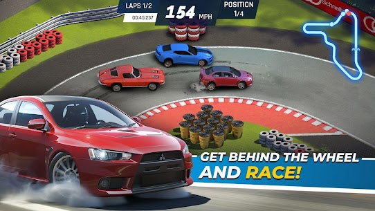 "Download Overdrive City – Car Tycoon Game attractive management game ""City of Cars"" Android! 5"