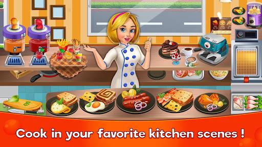 Cooking Cafe Restaurant Girls - Best Cooking Game 2.0.3 Screenshots 2