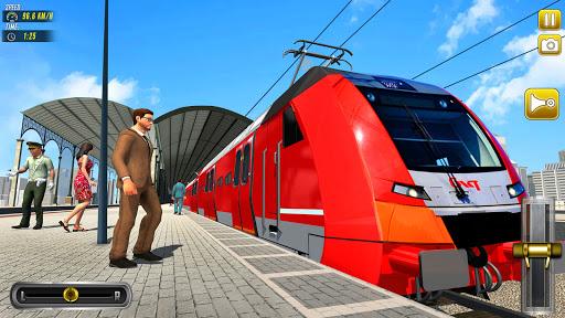 Train Driving Simulator 2020: New Train Games  screenshots 5
