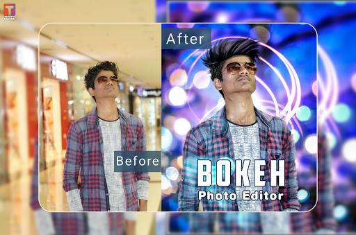 Bokeh Cut Cut - Background Changer &  Photo Editor  screenshots 1