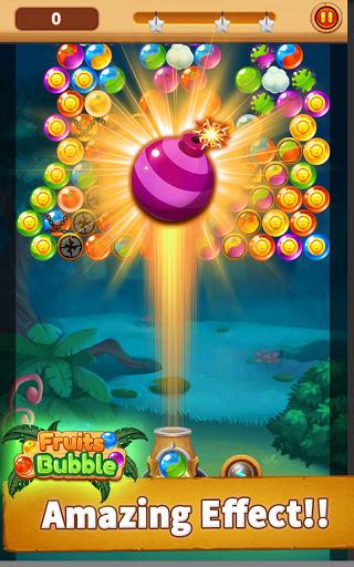 Shoot Bubble 2 - Fruit Apkfinish screenshots 4