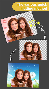 Pro Knockout-Background Eraser Superimpose Photos