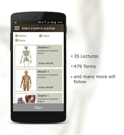 Anatomy Quiz  Screenshots 4