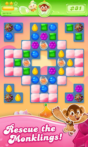 Candy Crush Jelly Saga 2.54.7 screenshots 4