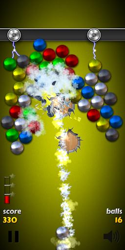 Magnet Balls Free: Match-Three Physics Puzzle screenshots 5