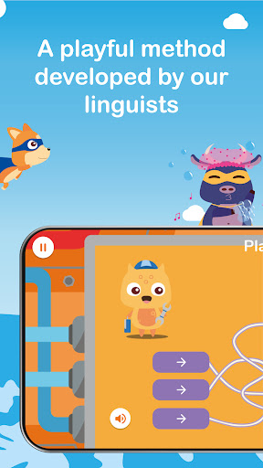 Holy Owly, English for children  screenshots 4