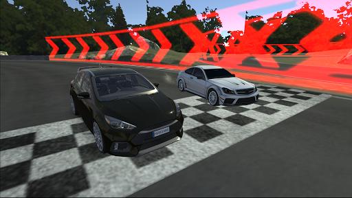 Télécharger Simulateur De Stationnement Et De Course Clio 2021 APK MOD (Astuce) screenshots 2