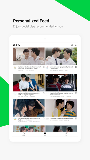 LINE TV 1.1.1 Screenshots 6