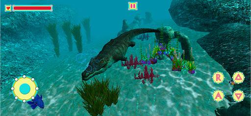 Underwater Crocodile Simulator u2013 Crocodile Games 1.3 screenshots 14