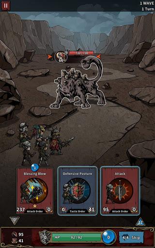 Titan Slayer: Roguelike Strategy Card Game 1.1.1 screenshots 7