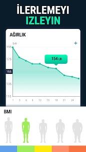 Kilo Verme Egzersizleri – 30 Günde Kilo Ver Erkek Apk 2021 5