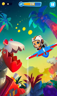 Talking Tom Sky Run: The Fun New Flying Game 1.2.0.1340 Screenshots 5