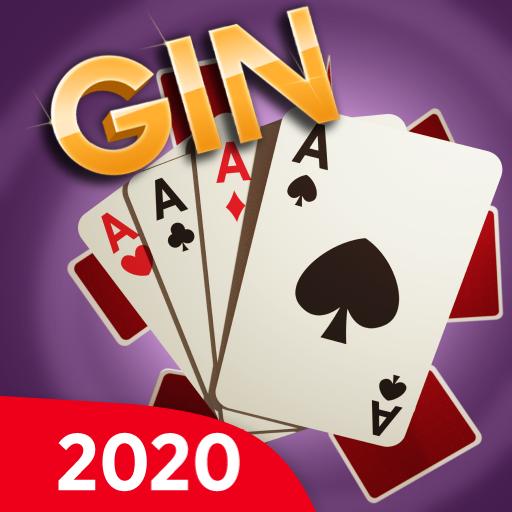 Gin Rummy - Game Kartu Remi Offline Gratis