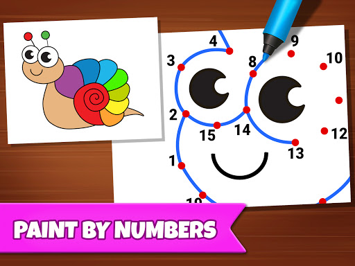 Drawing Games: Draw & Color For Kids  screenshots 14