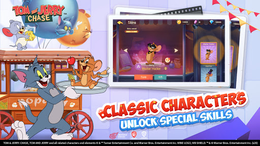 Tom and Jerry: Chase apktram screenshots 3