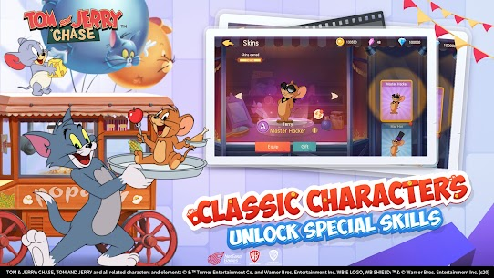Tom and Jerry: Chase MOD APK (Unlimited Money) Download For Android 3