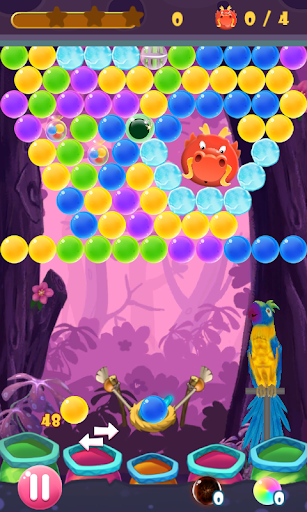 Parrot Bubble 1.1.2 screenshots 4