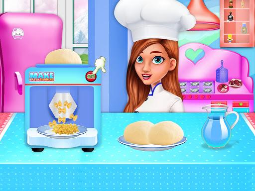 Make Pasta Food Kitchen Fever 0.6 screenshots 3