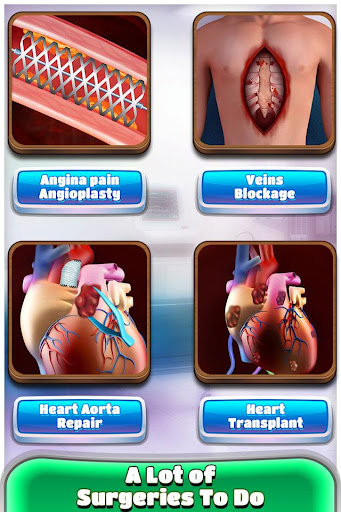 Open Heart Surgery Operate Now - operation game screenshots 10