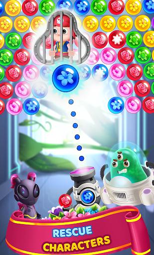 Flower Games - Bubble Shooter 4.2 screenshots 7