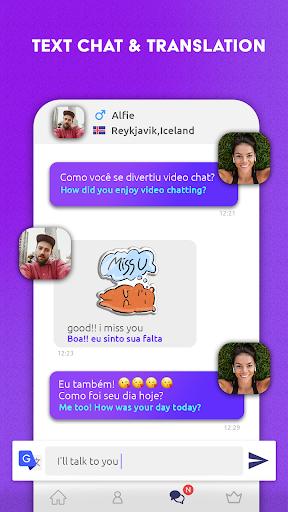 Bermuda Video Chat - Meet New People apktram screenshots 4