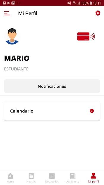 Screenshot 9 de URJC App Univ. Rey Juan Carlos para android