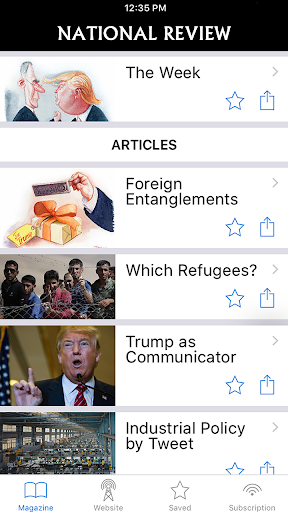 Download APK: National Review 16.0 [Subscribed]