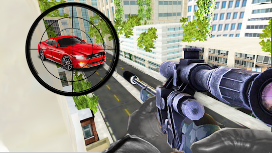 Sniper 3D Shooter – FPS Shooter 2019 Hack for iOS and Android 4