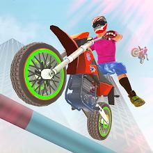Impossible Tracks Bike Race Motorcycle Stunts icon