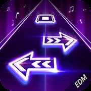 Dancing Tiles : EDM Rhythm Game