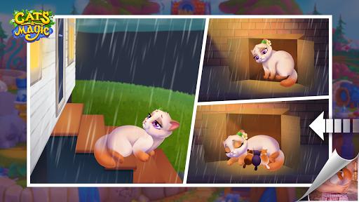Cats & Magic: Dream Kingdom 1.4.292178 screenshots 2
