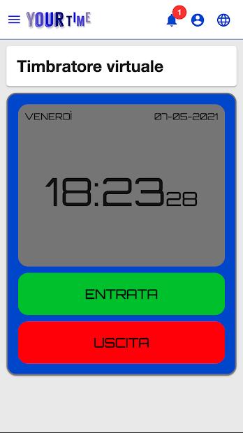 YOURtime screenshot 4