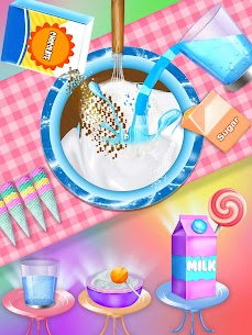 Rainbow Ice Cream Frozen For Pc (Free Download – Windows 10/8/7 And Mac) 2