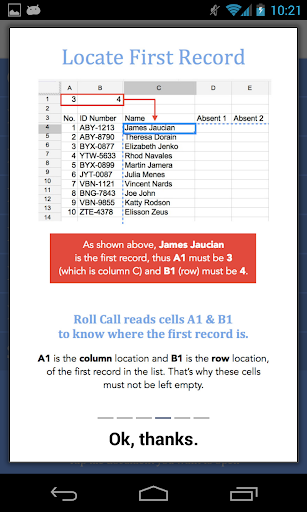 Attendance Roll Call For PC Windows (7, 8, 10, 10X) & Mac Computer Image Number- 11