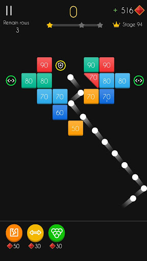 Balls Bricks Breaker 2 - Puzzle Challenge modavailable screenshots 17