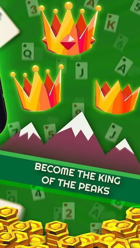 tripeaks - offline free solitaire games screenshot 3