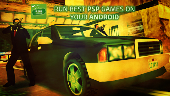 Sunshine Emulator for PSP Screenshot