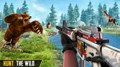 Code Triche chasse aux animaux sniper 2020 (Astuce) APK MOD screenshots 4