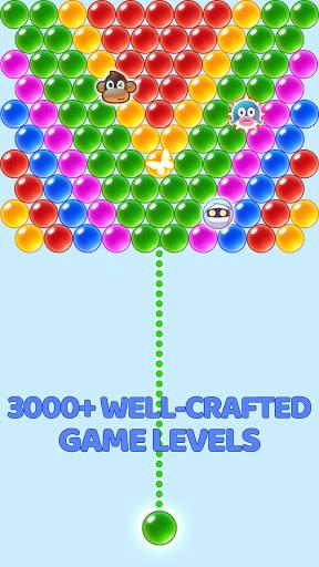 Bubble Shooter: Bubble Pop Pet Rescue Puzzle Games  screenshots 2