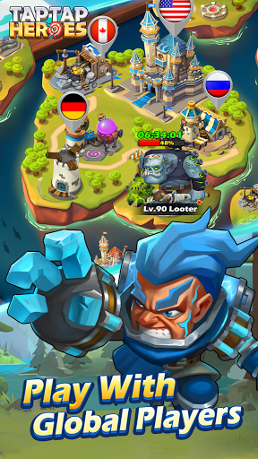 Taptap Heroes:Void Cage android2mod screenshots 5