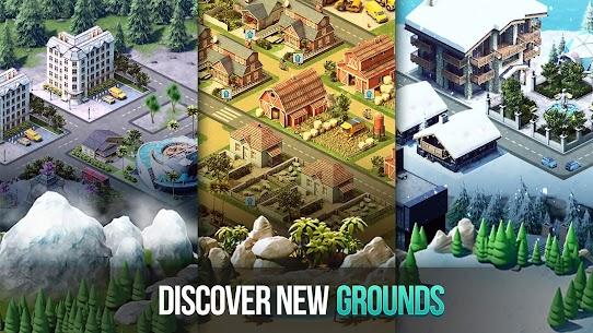City Island 4 – Town Simulation: Village Builder 3.1.2 5