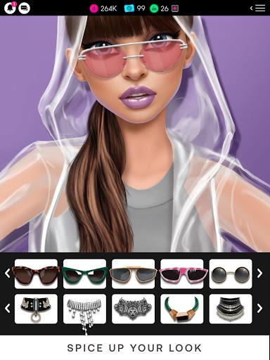 GLAMM'D - Style & Fashion Dress Up Game apktram screenshots 12