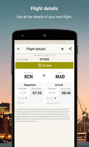 Vueling - Cheap Flights apktram screenshots 6
