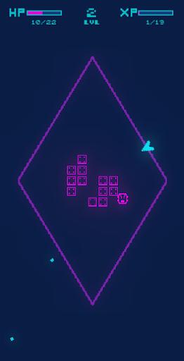 game of ships retro! - space pixel rpg screenshot 2